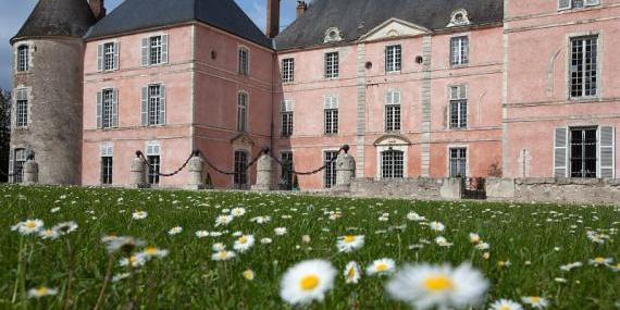 Château de Meung-sur-Loire © P. Forget - CRT Centre-Val de Loire