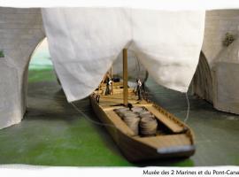 MUSEE DES 2 MARINES ET DU PONT CANAL