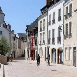 Orléans © F. Delong - CRT Centre-Val de Loire