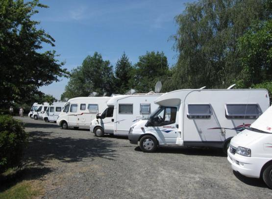 Aire De Service Camping Cars De Chenille Change In Chenille Champteusse The Loire Valley A Journey Through France