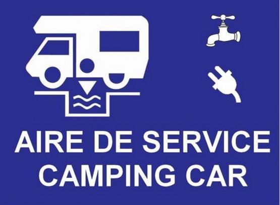 AIRE DE SERVICES CAMPING-CARS - LE CONTROIS EN SOLOGNE