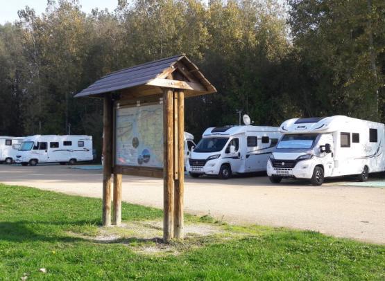 Saint-Georges-sur-Cher - 41production- aire camping-car-2