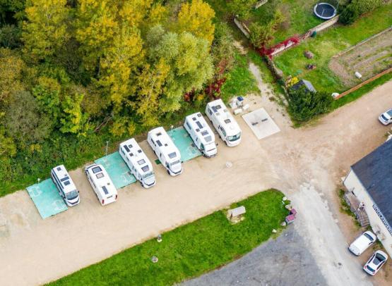 AIRE DE CAMPING-CARS DE SAINT-GEORGES-SUR-CHER