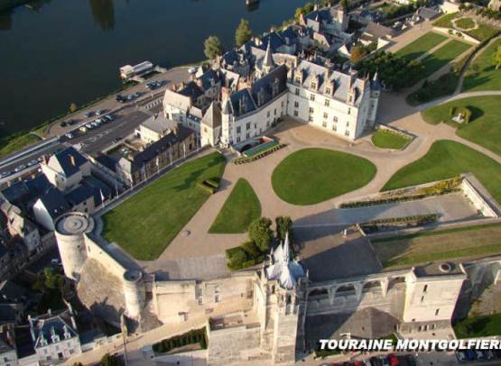 Touraine_Montgolfière_Amboise