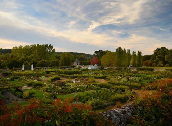 Jardins Potager et Portail_Leonard de Serres_paysage