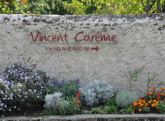 Vincent Carême estate - Vernou-sur-Brenne - Vouvray wines
