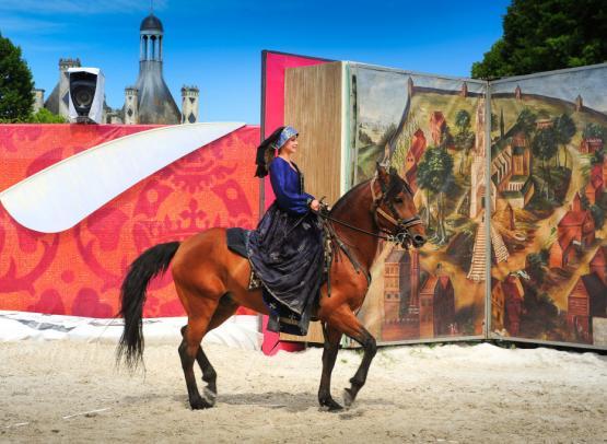 Spectacle équestre © Domaine national de Chambord (8)