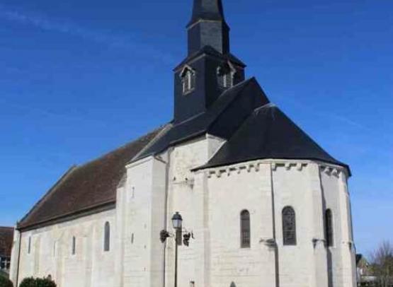 VISITE-CONFERENCE DE L'EGLISE SAINT-PIERRE-AUX-LIENS ET LA MAISON RENAISSANCE DE ANGE
