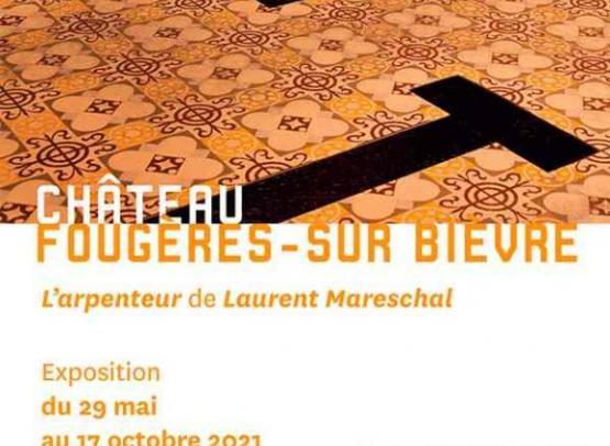 affiche-exposition-arpenteur-chateau-de-fougeres-sur-bievre