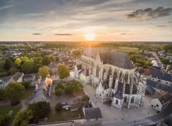 VISITES GUIDEES DE LA BASILIQUE DE CLERY-SAINT-ANDRE