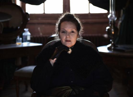 Portrait Mme Desalle