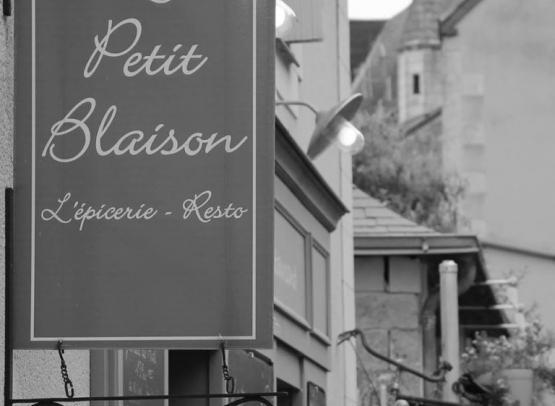 LE DINER DES AMOUREUX AU PETIT BLAISON