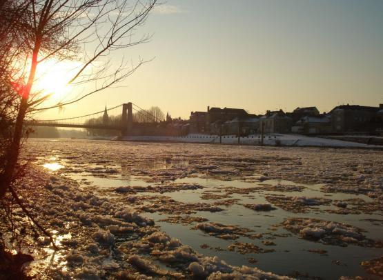 Loire Gelée