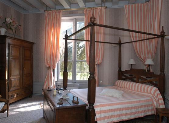 Chambres d'hôtes château de Jallanges (3)