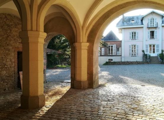 voutes-chateau-tourlandry-chemille-en-anjou-©ChateauTourlandry
