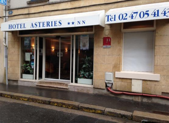 HOTEL ASTERIES