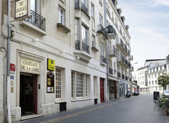 LOGIS HOTEL DES CHATEAUX DE LA LOIRE