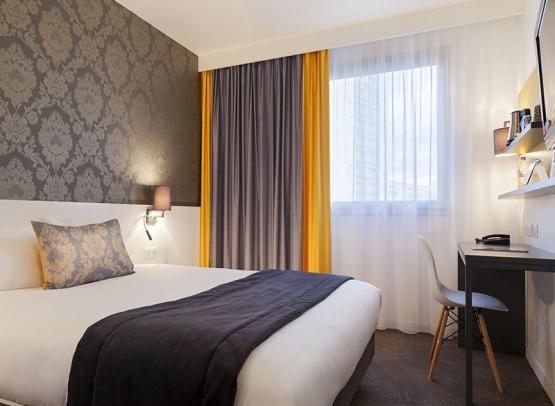 HOTEL KYRIAD TOURS SAINT PIERRE-DES-CORPS GARE TGV