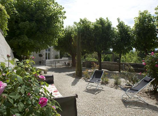 Hotel Valézieux - Garden