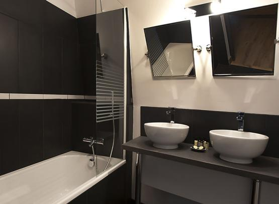 Hotel Valézieux - Bathroom