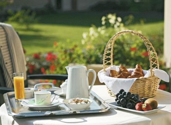 Le clos du vigneron petit dejeuner ousson sur loire