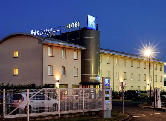 HOTEL IBIS BUDGET ORLEANS OUEST MEUNG-SUR-LOIRE