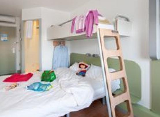 HOTEL IBIS BUDGET NANTES OUEST SAINT HERBLAIN COUERON