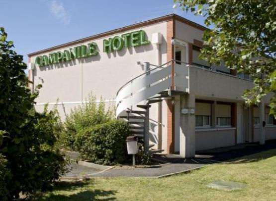 HOTEL CAMPANILE NANTES EST SAINT SEBASTIEN SUR LOIRE