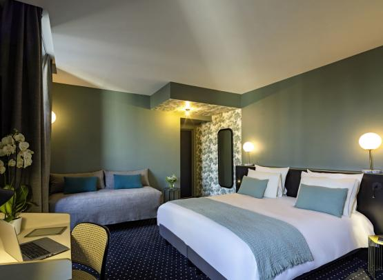 Hotel Nantes Centre Passage Pommeraye - B094