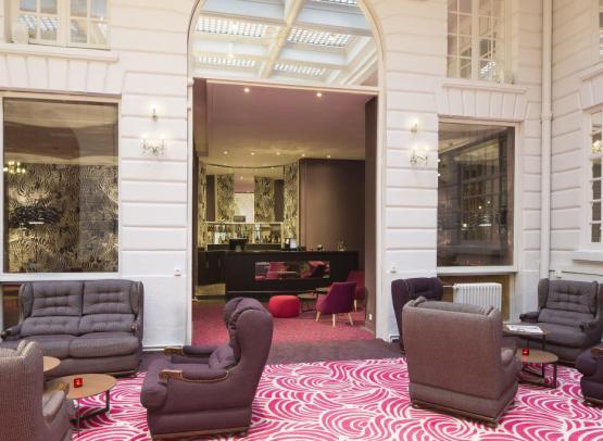 HOTPDL04440681 - Oceania Hotel de France Hall et Bar