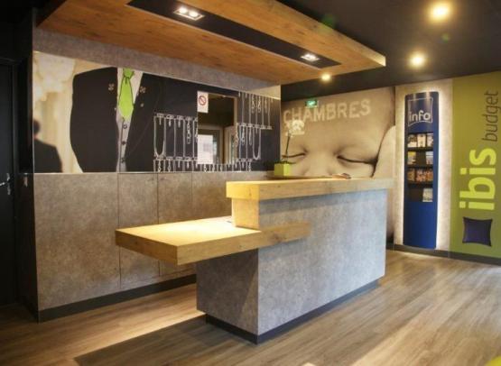 HOTEL IBIS BUDGET NANTES-SAINTE LUCE