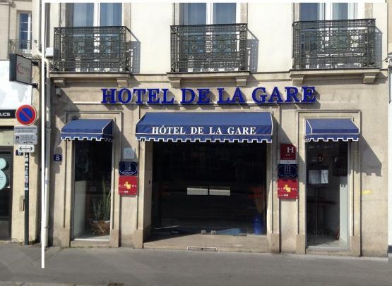 HOTEL DE LA GARE NANTES