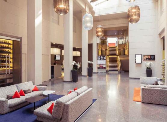 HOTEL MERCURE NANTES CENTRE GRAND HOTEL