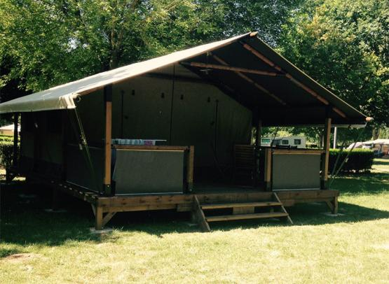 ile auger camping