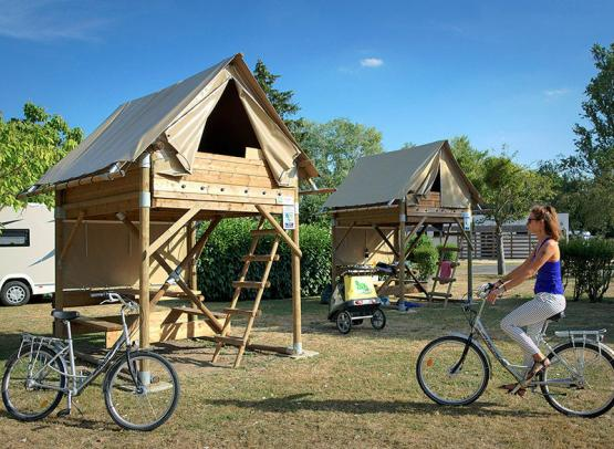 CAMPING ONLYCAMP TOURS VAL DE LOIRE ST AVERTIN