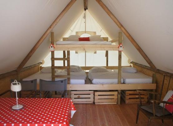 famille, enfants, camping, nature, forêt, Cheverny, Beauval, camping, insolite