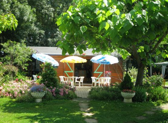 CAMPING BELLE RIVIERE ACCUEIL 1