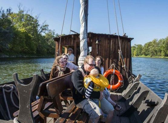 musee des mariniers - bateau - © musee des mariniers