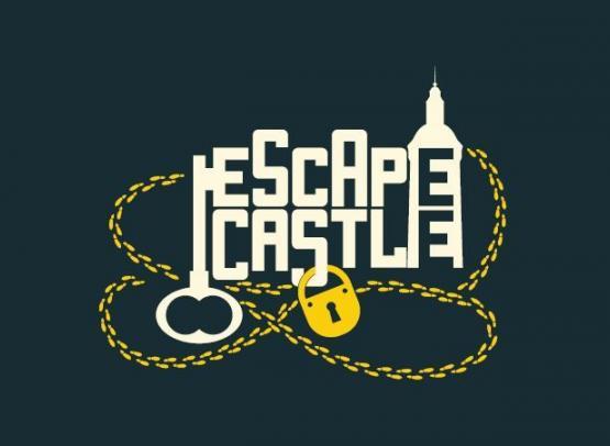 logo jaune fond noir
