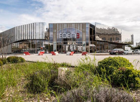 CINEMA EDEN 9: in ANCENIS-SAINT-GEREON, The Loire Valley, a