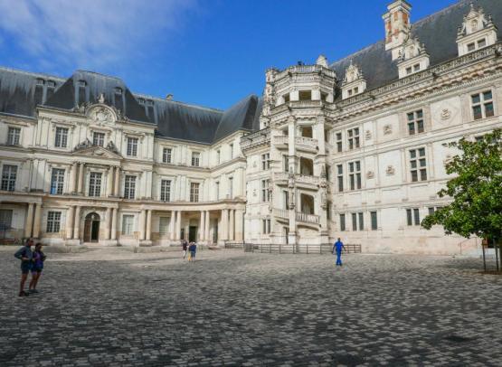 Chateau de la Loire. Patrimoine et Monuments historiques.