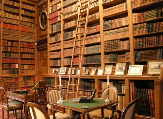 Bibliothèque-collection de Serrant