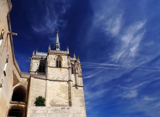 The Saint-Hubert chapel - Royal chateau of Amboise