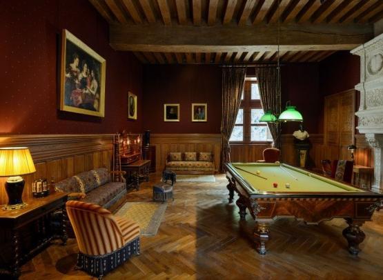 Chateau of Azay-le-Rideau - France