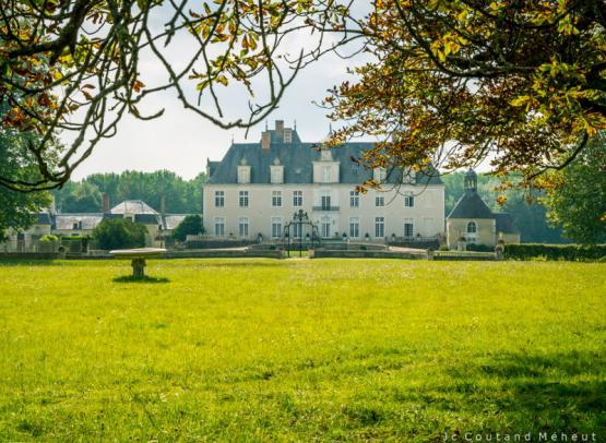 Castle of Champchevrier