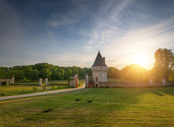 Chateau of Gizeux