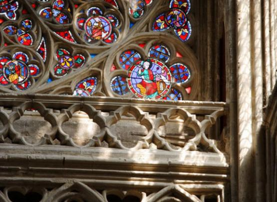 Tours Cathedral - Cathedral of Saint Gatianus of Tours