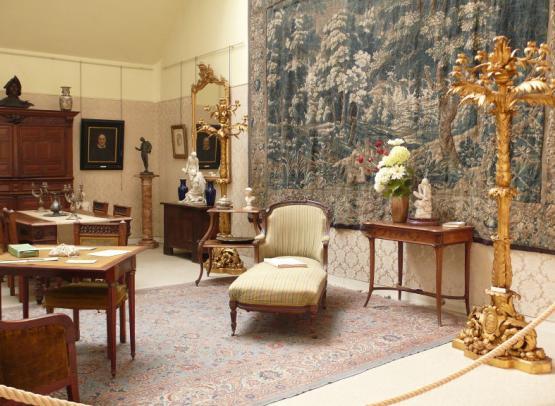 Salle du mobilier
