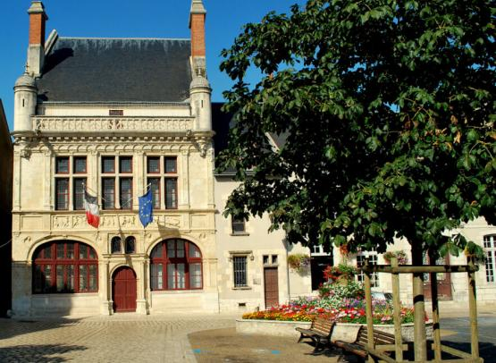 Beaugency Town Hall