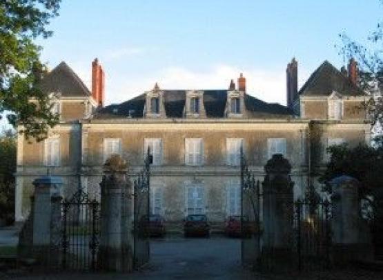 Château-du-Haut-Gesvres-19ème-siècle-1-300x225